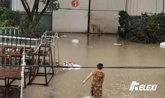 利奇马致灾,鸿运国际受损严峻,生产恢复尚需时日
