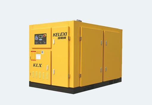 喷油螺杆真空泵KLX系列