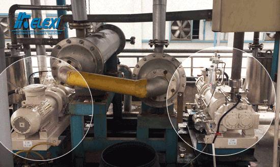 便捷,无污染,我们选螺杆真空泵