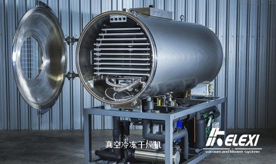 真空冷冻干燥升华阶段的压力控制