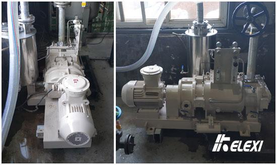 干式螺杆真空泵真空干燥应用,清洁环保更稳定