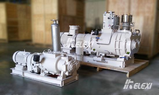 珂勒曦37kW干式螺杆真空泵通过浙江省装备制造业重点领域首台(套)产品认定
